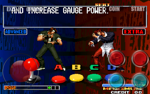 The King Fighters Kof 97 Apk 1 0 Download Free Other Apk Download