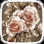 Golden Rose Çiçek Teması