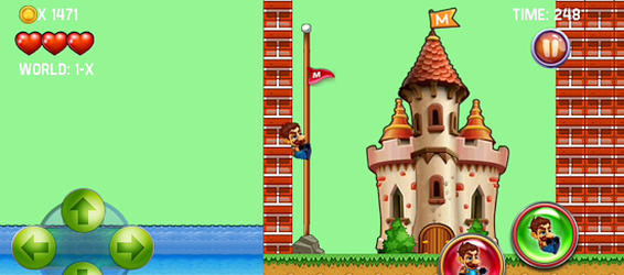 Imagem de Super Smash World of Mario