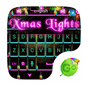 Xmas Lights Emoji GO Keyboard