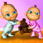 konuşma bebek ikizler - Babsy