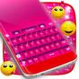 Клавиатура Цвет Розовый тему