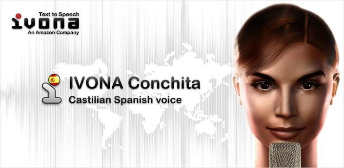 IVONA Conchita Spanish beta APK OBB Download - Install
